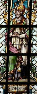 San Heriberto, Arzobispo de Colonia