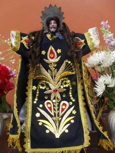 El Señor de la Ascensión de Cachuy