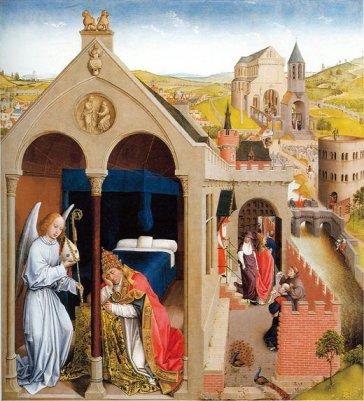 El sueño de San Sergio I
