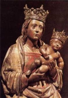 ¿Quien es la Virgen de la Almudena?