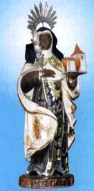 Santa Efigenia la Etíope