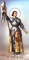 Juana de Arco: Santa, no hereje
