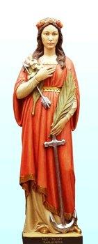 La polémica Santa Filomena