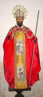 San Lázaro ¿De obispo, o de perros?