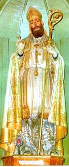 San Rosendo, vida y oración