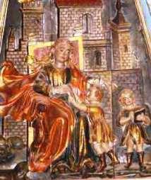 Santa Marta, la de Astorga