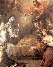Santa Teresa, muerte sin excomunión
