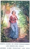 Juana de Arco, una polémica se forma