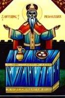San Melquisedec, figura de Cristo
