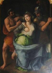 Martyrium: tormentos aplicados a los senos