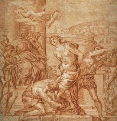 Martyrium: la flagelación
