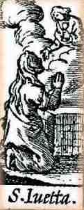 Santa Judith, Jutta o Ivette, lo mismo da