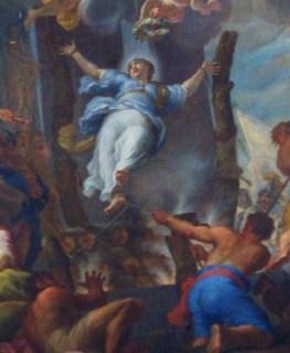 Martyrium: hogueras y hornos