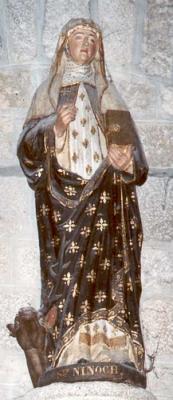 Santa Nennoc de Ploemeur
