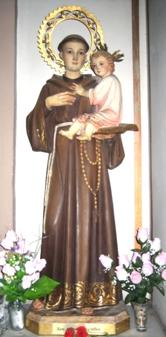 San Antonio de Padua, milagros