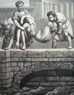 Martyrium: ahogamiento