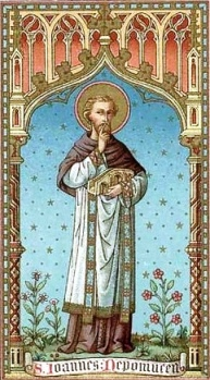 San Juan Nepomuceno, verdad y leyenda
