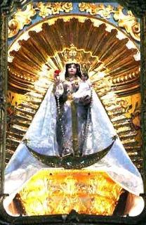 Nuestra Señora, la Virgen del Rosario