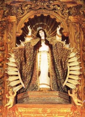 ¿Asunción o Dormición de María?
