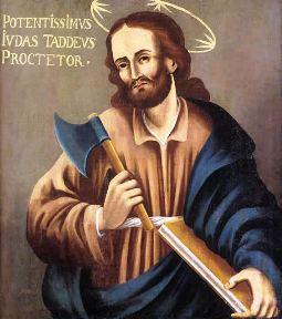 San Judas Tadeo de nuevo, y un poco más