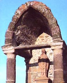 San Kirián de Clonmacnois, una vida tremenda.