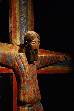 La Crucifixión: Christus Triumphans