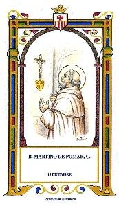 Los Santos de Martín y del 26 de abril