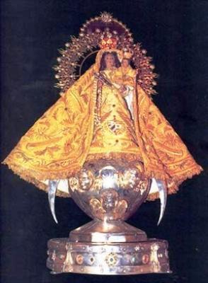 La Virgen de la Caridad del Cobre: La imagen