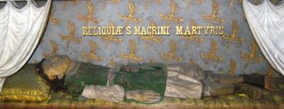 San Macrino... de Santiago de Chile