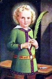 San Rodolfo, para el niño