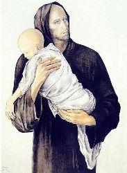 Santoral de los Hospitalarios de San Juan de Dios.