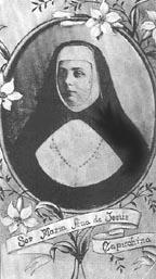 Sor María Ana, el Ángel de Cuba.