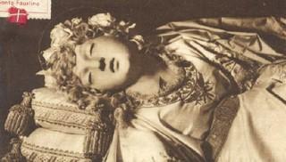 Santa Faustina: y seguimos con polémicas