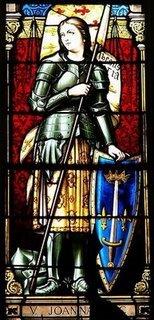 La canonización de Juana de Arco