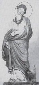 Santa Pudenciana o Potenciana