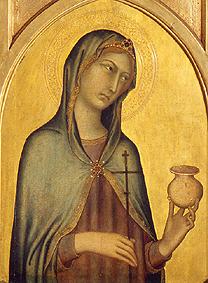 María Magdalena o María de Betania