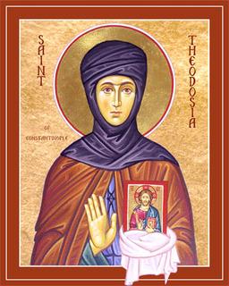 Santa Teodosia de Constantinopla
