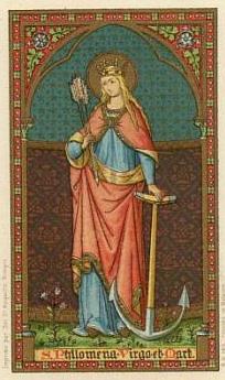 La devoción a Santa Filomena (VI) – La retirada del calendario