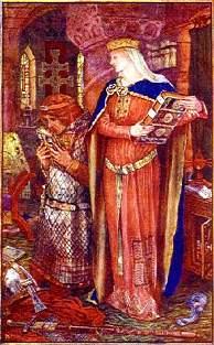 Santa Margarita y santos del 10 de junio