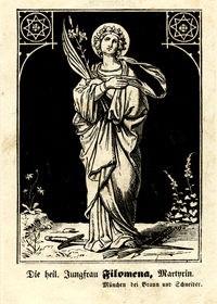 La devoción a Santa Filomena (X) – El culto a los mártires