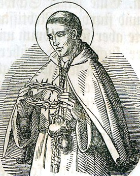 Iconografía de San Juan de Dios.