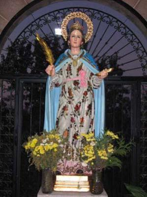 Santa Potenciana: una aproximación histórica (I)