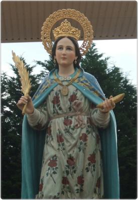 Santa Potenciana: una aproximación histórica (II)