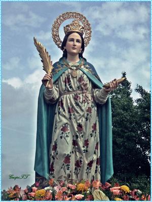 Santa Potenciana: una aproximación histórica (III)