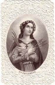 Comentario a la leyenda de Santa Filomena (VI)