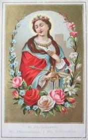 Comentario a la leyenda de Santa Filomena (VII)