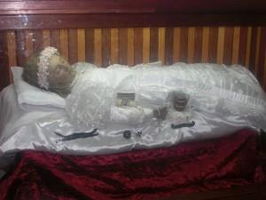 Santa Inocencia en Guadalajara, precisiones