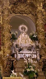 Nuestra Señora, la Virgen de la Soterraña.