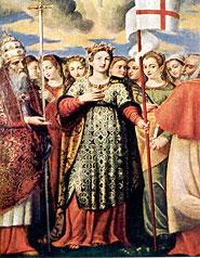 Santa Úrsula y sus Once (¿Mil?) Vírgenes