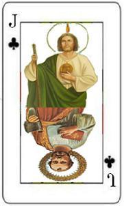 San Judas Tadeo, una bobada tras otra.